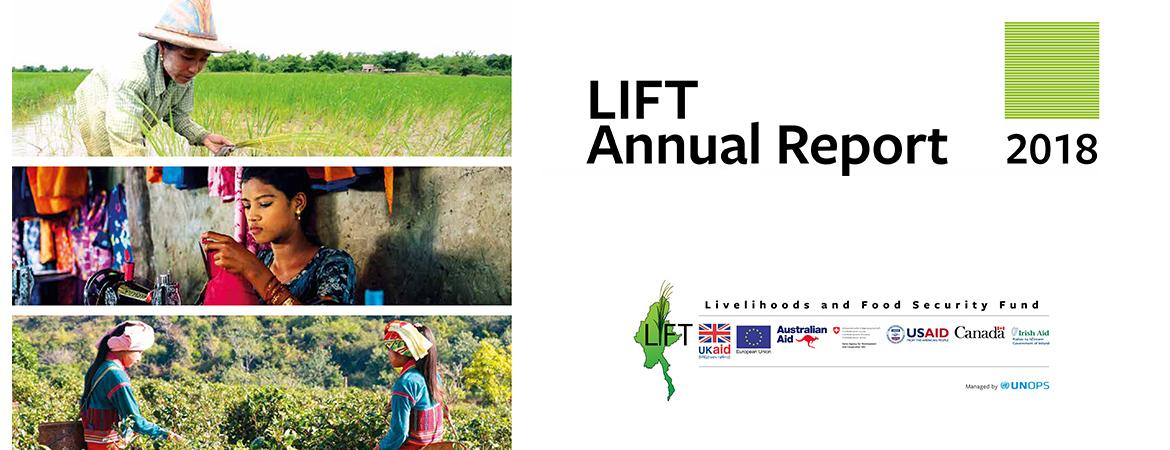 LIFT | Livelihoods and Food Security Fund